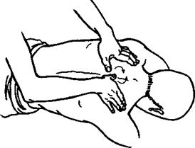 Рис. 11. Прием «сверление» вторым способом