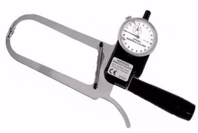 Калипер - инструмент для измерения толщины кожно-жировых складок